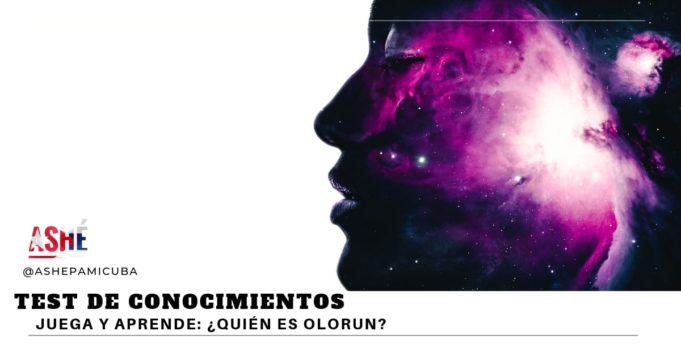 Quien es Olorun
