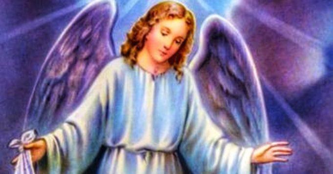 oración al ángel dela guarda para protección