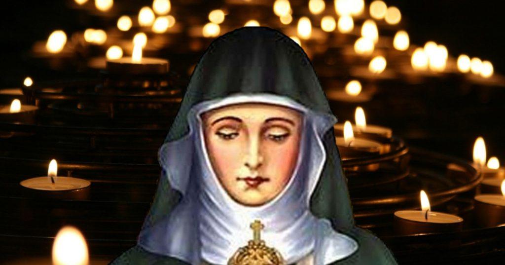 Clara de Asís, la Santa que nos aclara la mente y nos brinda salud