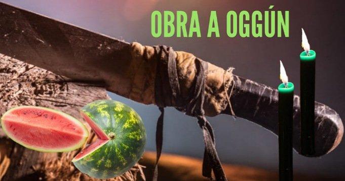 Obra para Oggún