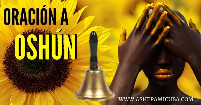 Oración a Oshún para protección