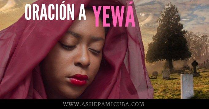 Oración a Yewá