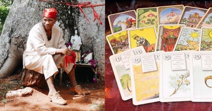 Santería y Brujería