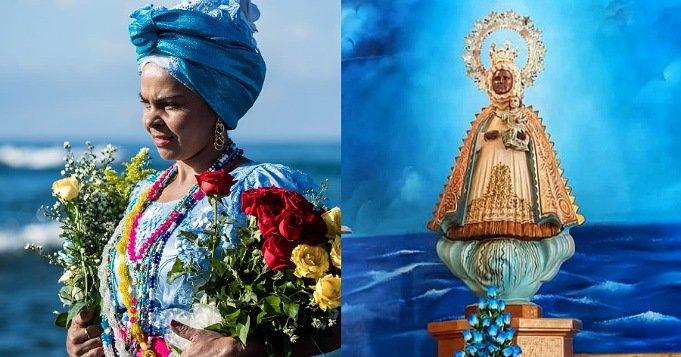 Día de la Virgen de Regla Yemayá