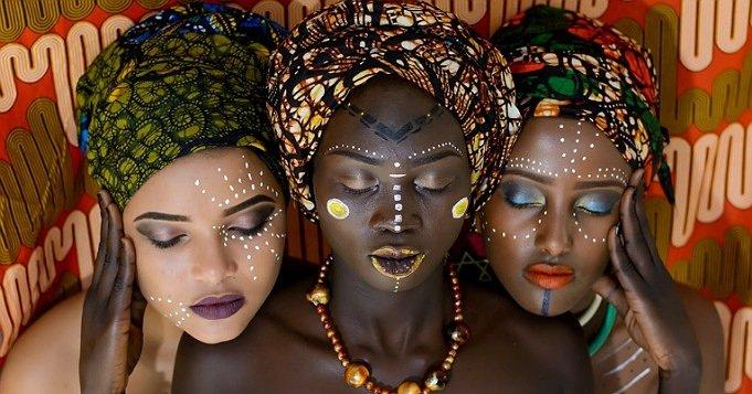 deidades del panteón yoruba
