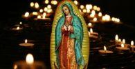 Fiestas a Guadalupe en Cuba