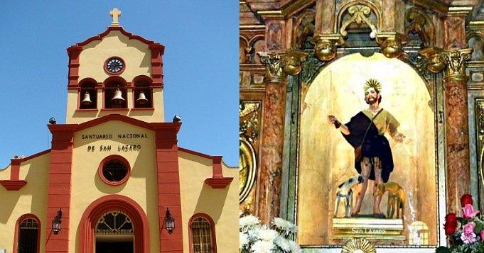 Santuario Nacional de San Lázaro