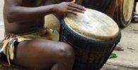 Tambores de santería