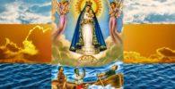 Virgen de la caridad del cobre patrona de Cuba
