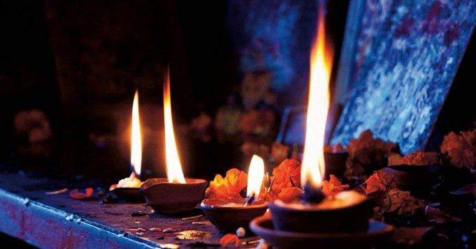 Altares de santería