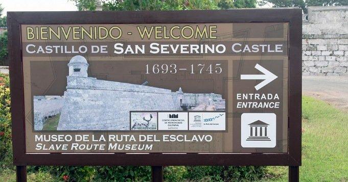 Entrada Museo Ruta del Esclavo