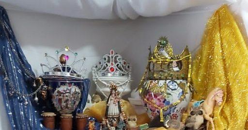 Tronos de santos como hacerlos