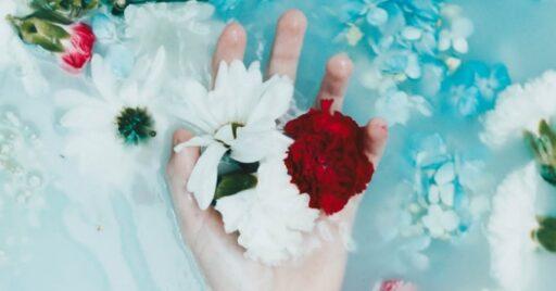 Baños de limpieza y florecimiento