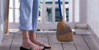 Limpieza espiritual con albahaca