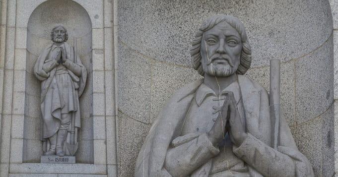 Historia del Santo San Isidro