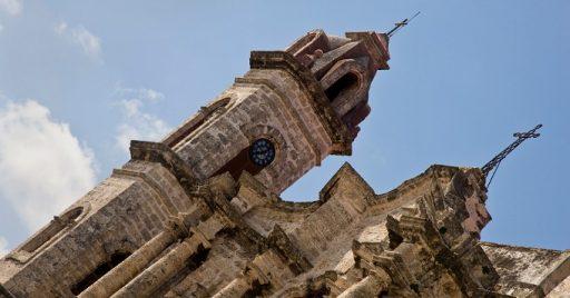 Iglesias en la Habana