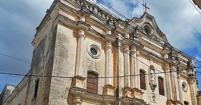 La Iglesia de la Merced