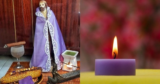 Ofrenda San Lázaro