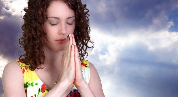 Pedir a los santos