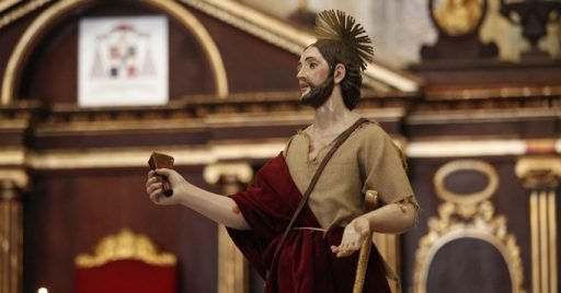 San Lázaro ofrenda
