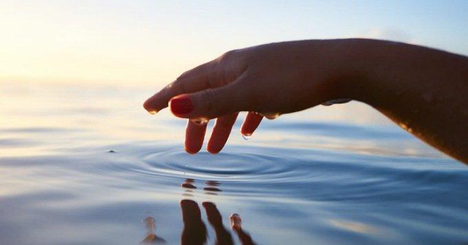 Elemento agua significado espiritual