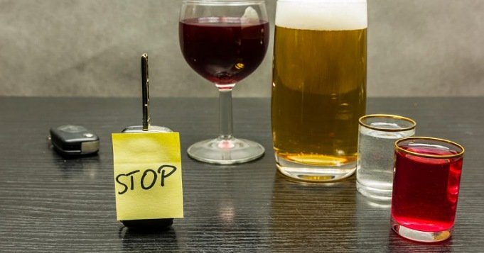 Evitar bebidas en Signo Oshé