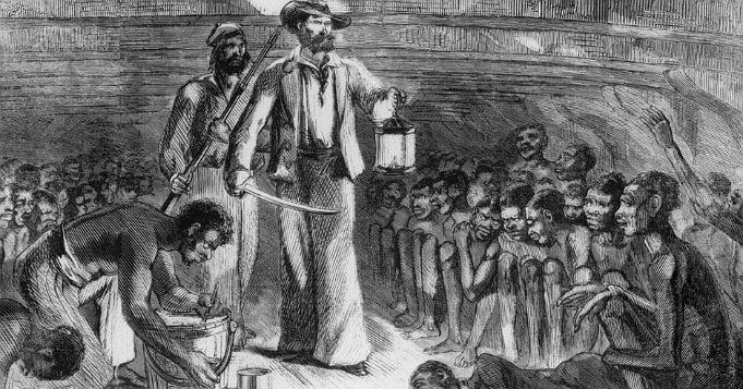 Barracones de esclavos