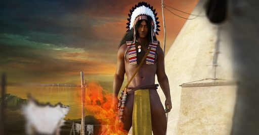 Espíritus indígenas