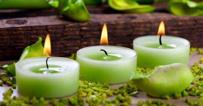 Qué significa la Vela verde? Su luz nos regala éxito, salud y esperanza
