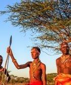 Los guerreros religión yoruba