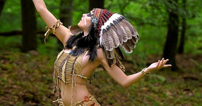 Penacho de plumas