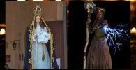 Día de la virgen de la candelaria