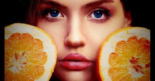 Baños de naranja y miel
