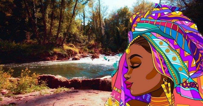 Baño con Yewá