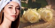 Baño de rosas blancas para la buena suerte