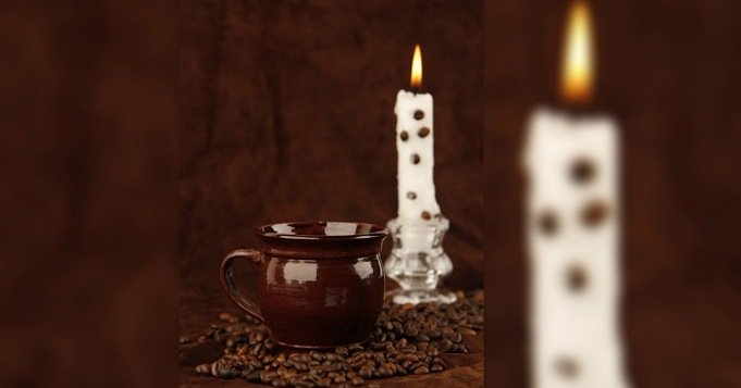 Recetas de baños con café