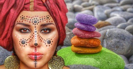 Significado de los colores en la santería