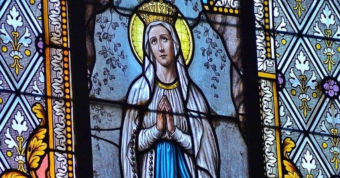 Oración a virgen de Lourdes