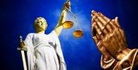 Santos de la justicia