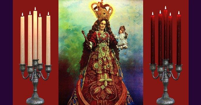 Novena completa a la Virgen del Cisne