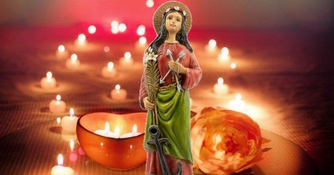 Oración a Santa Filomena para peticiones difíciles
