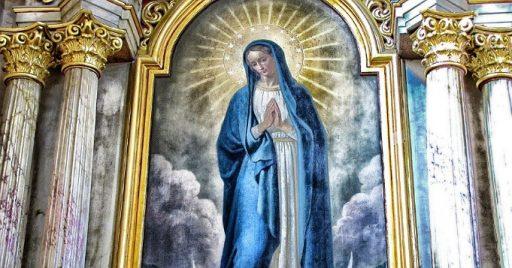 Rezos a María Auxiliadora