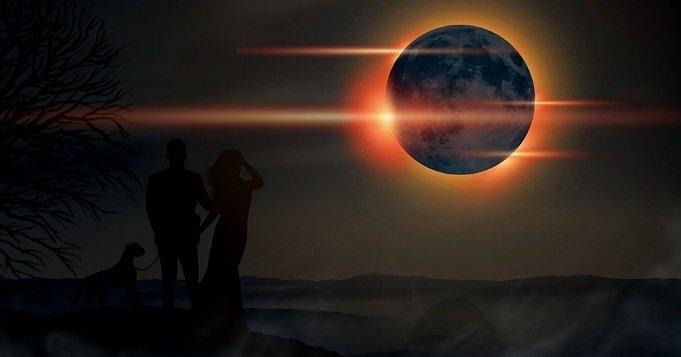 Significado espiritual de los eclipses