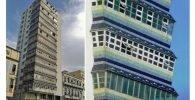 Edificio de los ataúdes