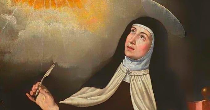 Oración a Santa Teresa de Jesús