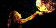 Oraciones a la luna llena