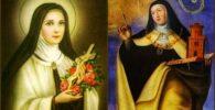 Santa Teresa y Santa Teresita