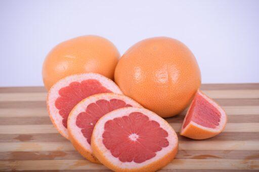 Ebbó with grapefruit for Obatalá